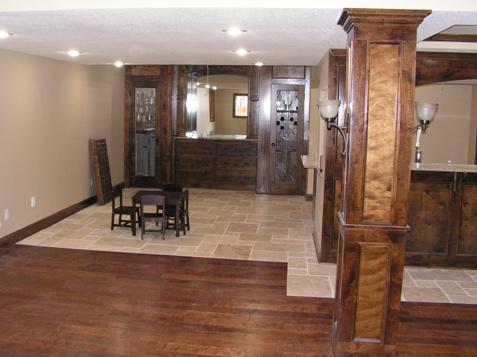 Finish Carpentry Bat Kansas City Area