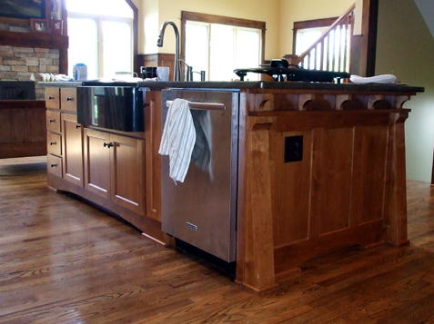 Kitchen Mission Style Kc Wood