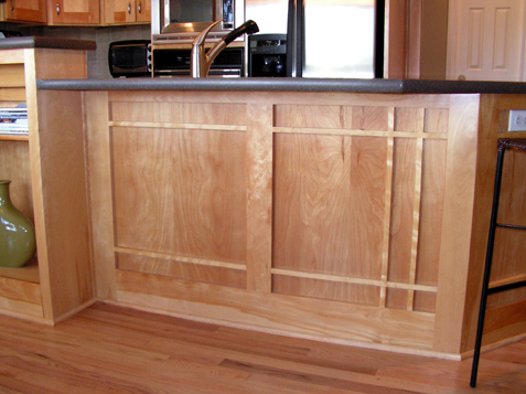 Contemporary Kitchen Kc Wood
