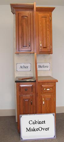 better than Refinishing Kitchen Cabinets
