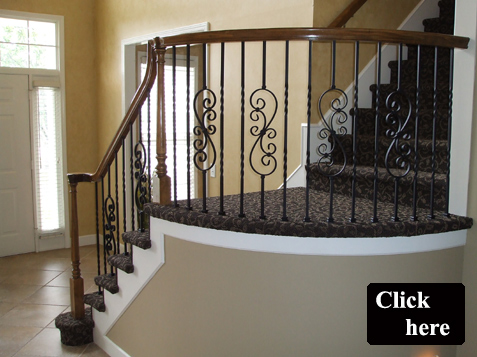 Staircase Transformation Overland Park Kansas