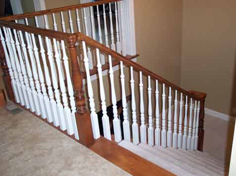 Elegant Home With Dated Spindles ...