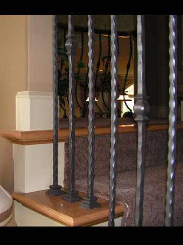 Iron Balusters or Spindles Kansas City