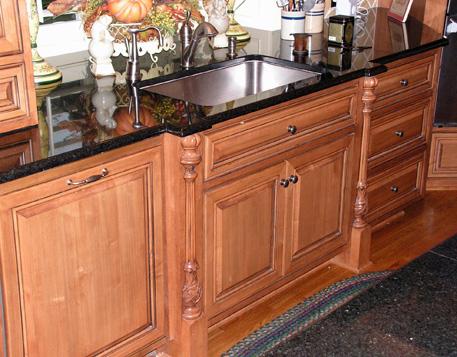 Sink Cabinet Custom Design