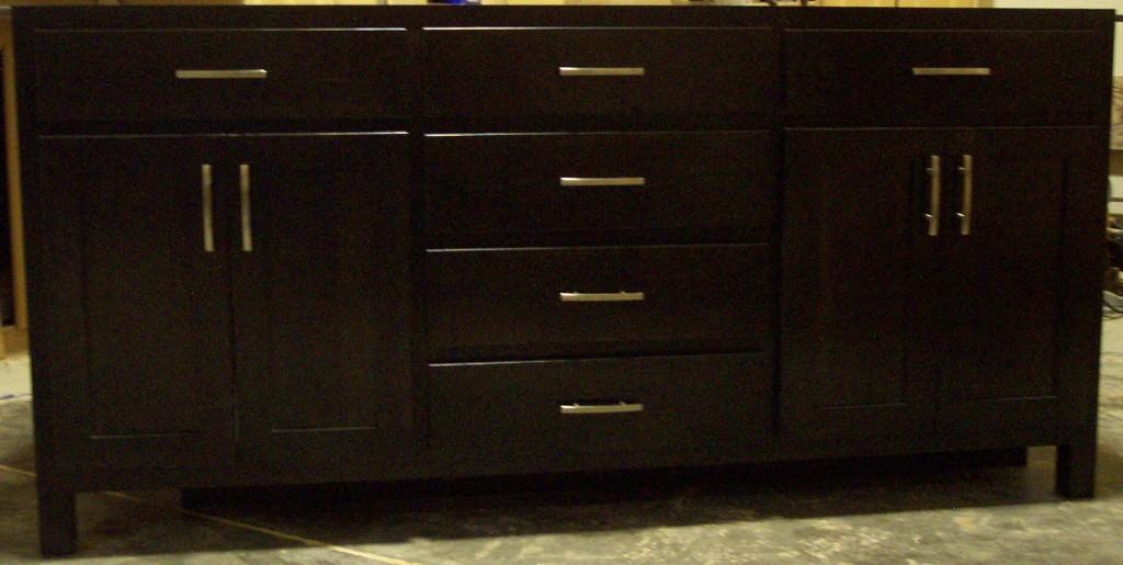Vanity Cabinet Gallery Kc Wood