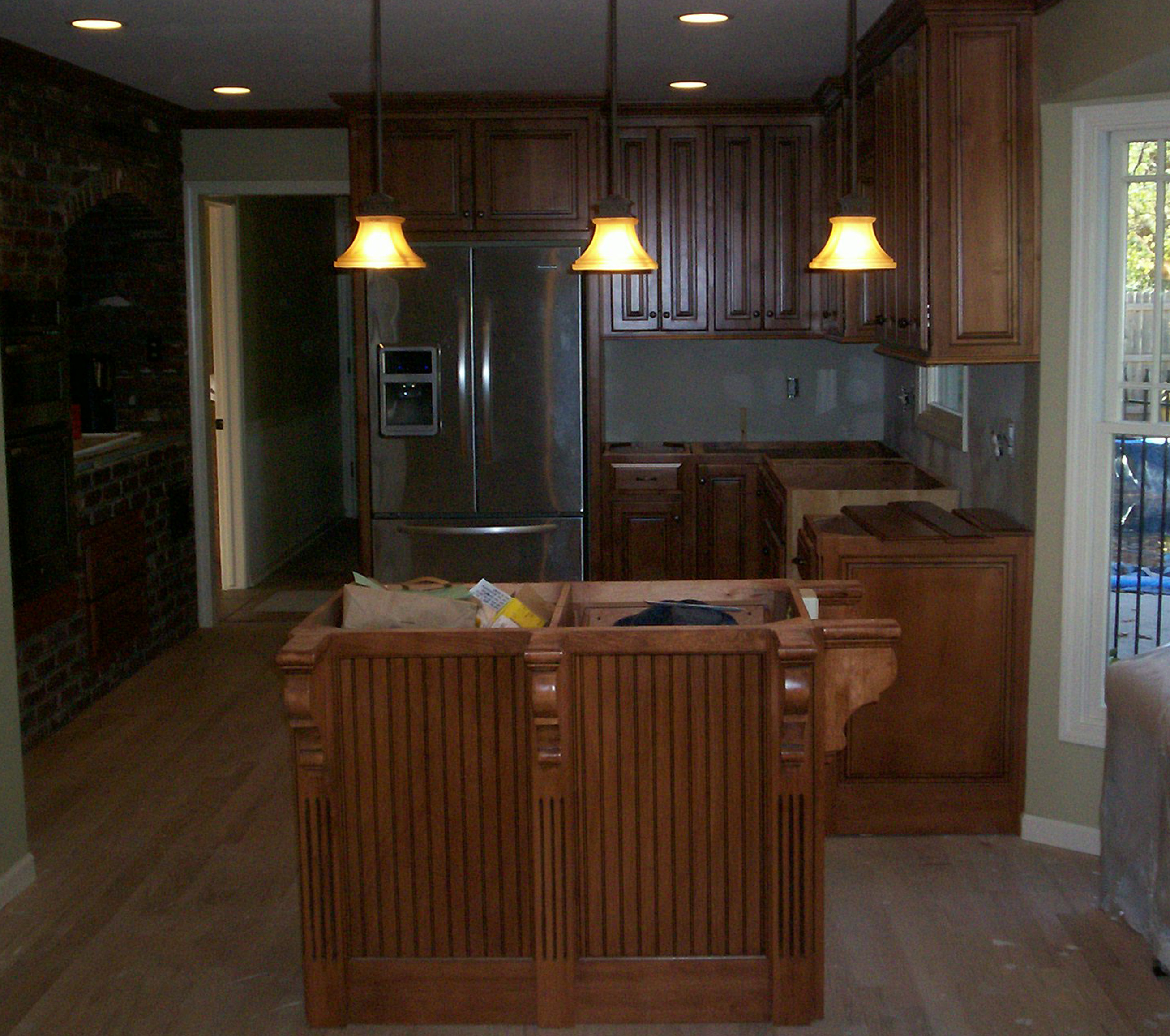 Kitchen Cabinets Kansas City: Custom Kitchen Cabinets