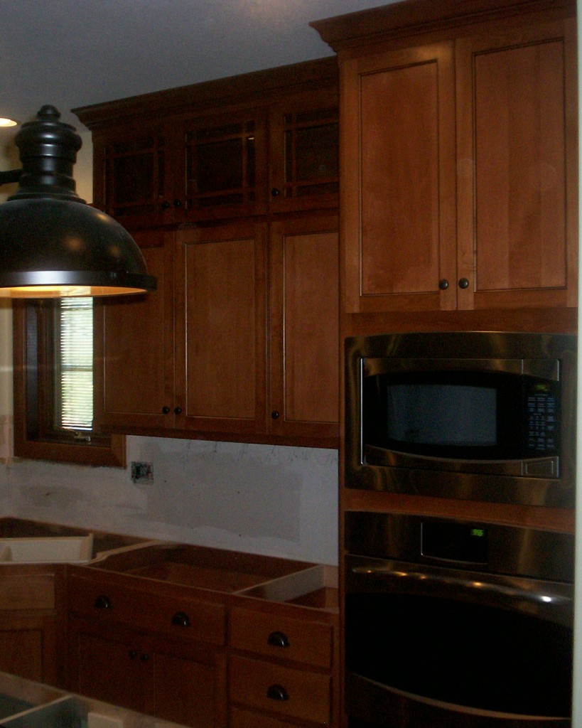 Craftsman Style Kitchen Remodel Kc Wood