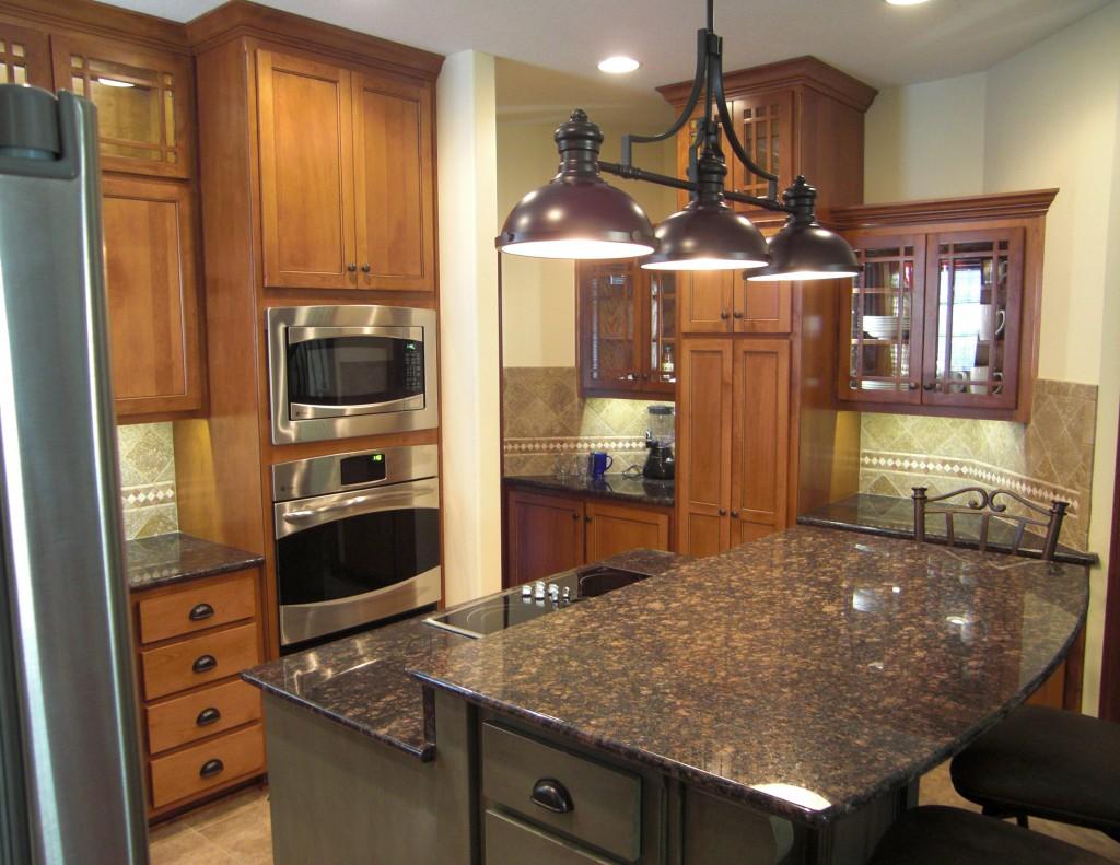Craftsman Style Kitchen Remodel Kc Wood