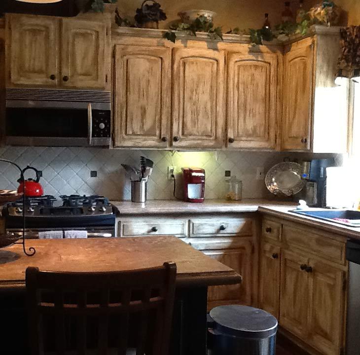 Refacing Old Kitchen Cabinets: Kitchen Cabinet Reface Overland Park