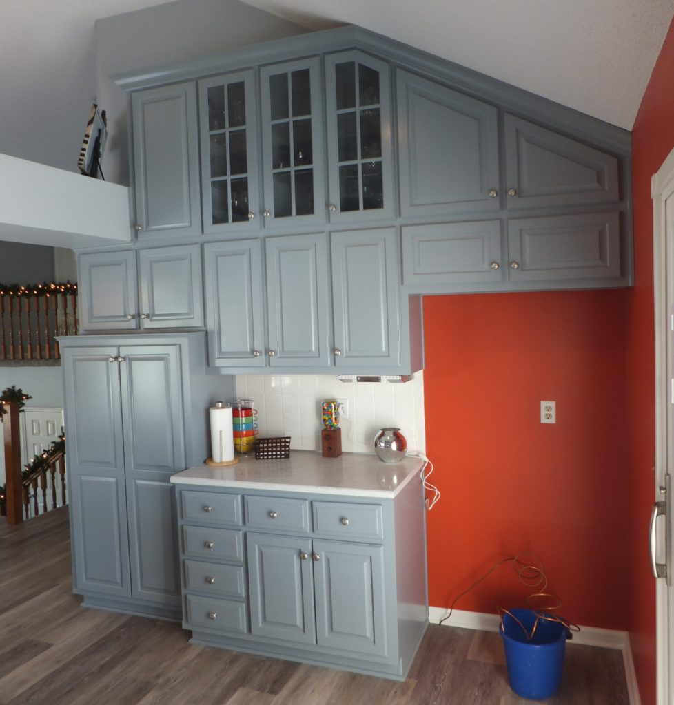 Kitchen Cabinets Kansas City: Kitchen Update In Shawnee, KS