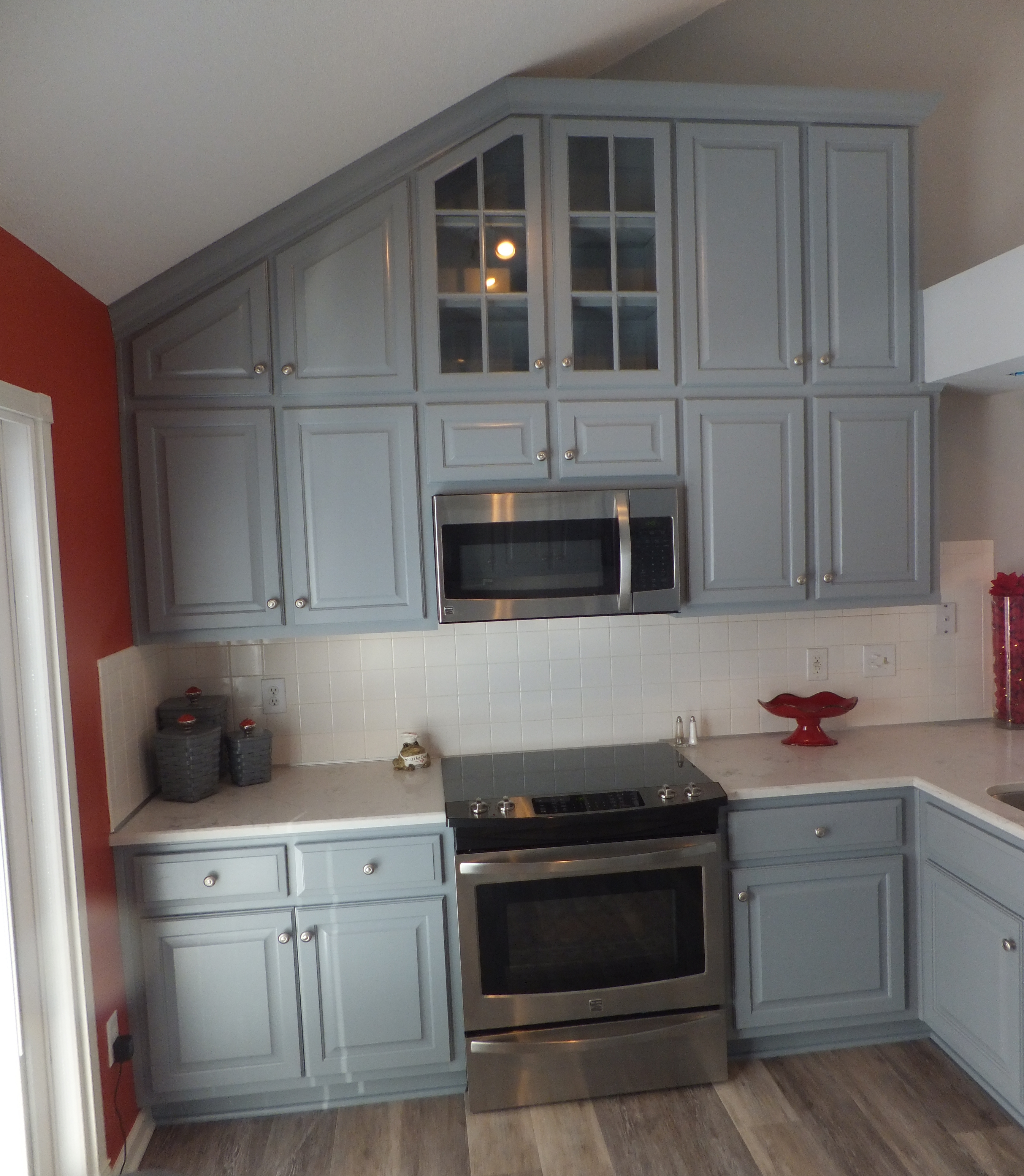Kitchen Cabinets Kansas City: Cabinet Refacing Gallery