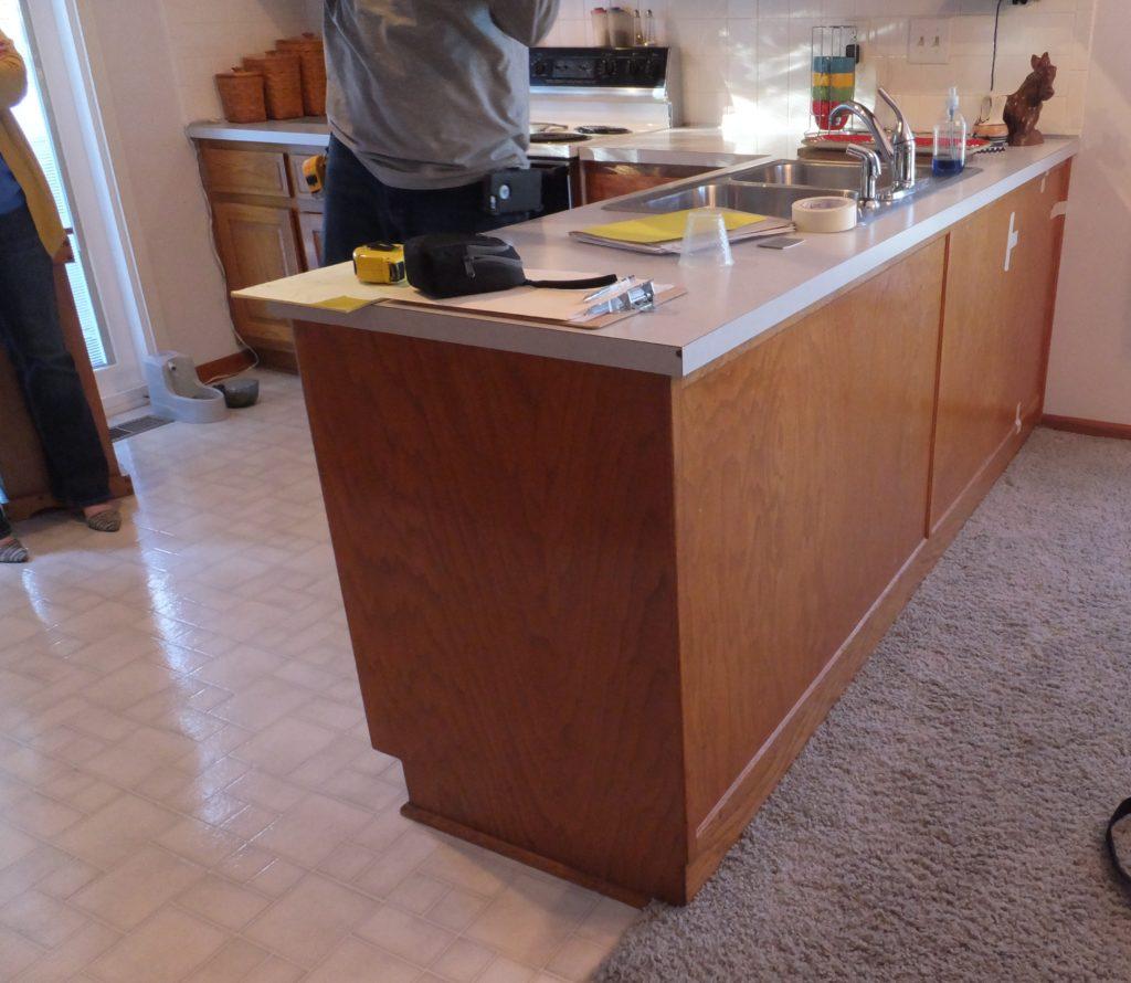 Kitchen Update In Shawnee, KS